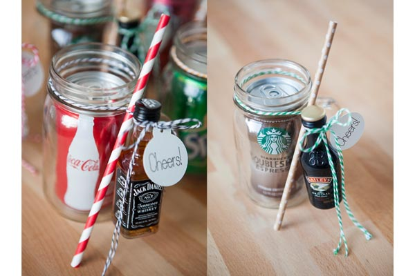 creative handmade gifts for boyfriend mason jar