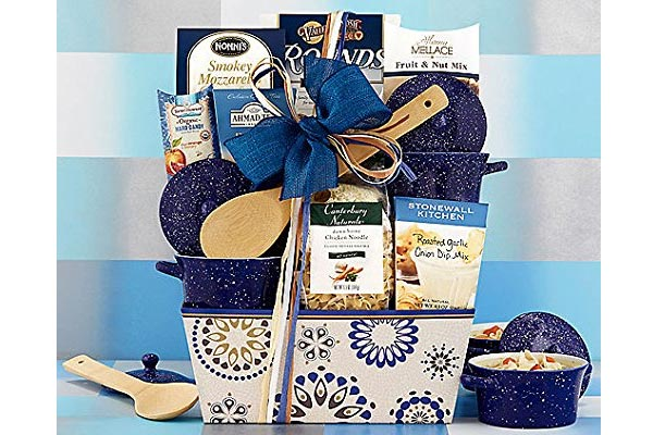 gift baskets for men cheese collection