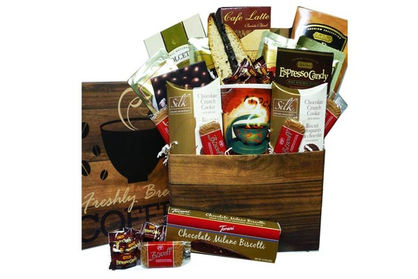gift baskets for men coffee lover