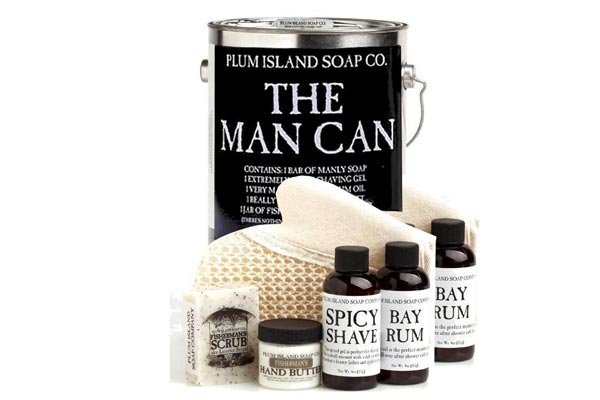 gift baskets for men man can