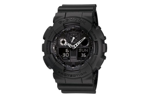 gifts for civil engineers G Shock watch