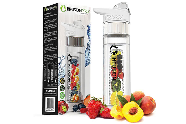 gifts for civil engineers infused water bottle