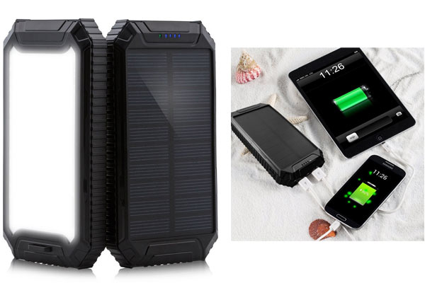 gifts for civil engineers solar power bank