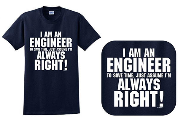 gifts for civil engineers t shirt