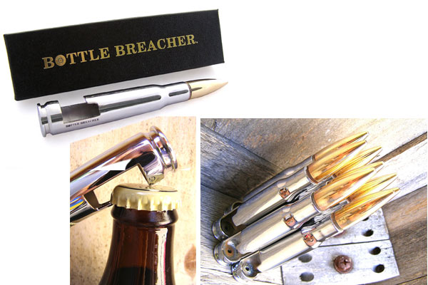bullet bottle opener