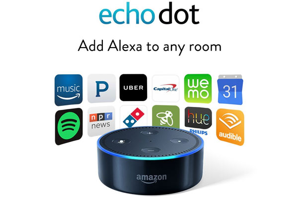 holiday gifts for men echo dot