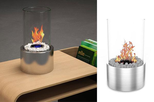 mens gift ideas under 50 tabletop firepit