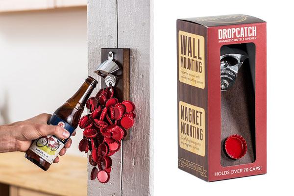 most popular gifts for men magnetic bottle opener