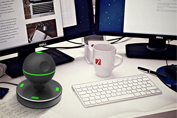 best christmas gifts for guys levitating speaker