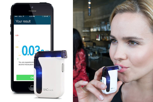 best gift for a man breathalyser