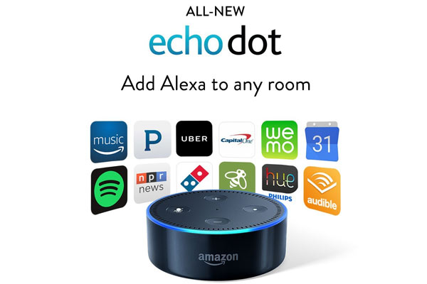 best presents for guys echo dot