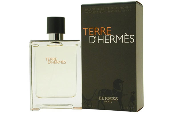 best presents for guys hermes perfume
