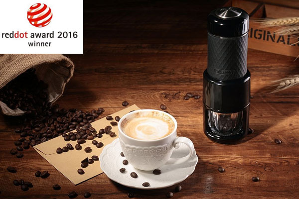 best presents for guys portable coffee maker