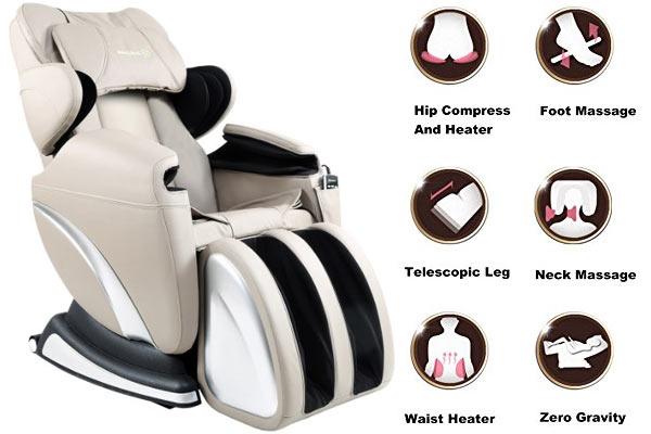 birthday present for my husband massage chair