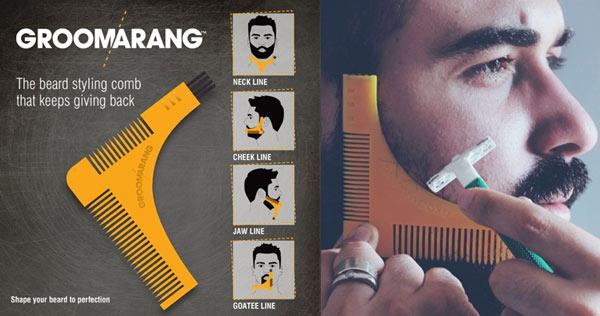 cool presents for men groomarang