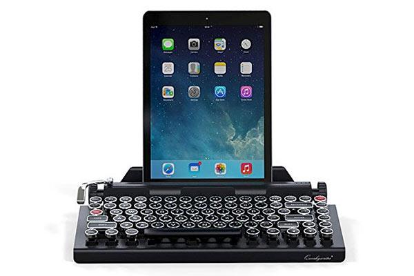 cool presents for men typewriter keyboard