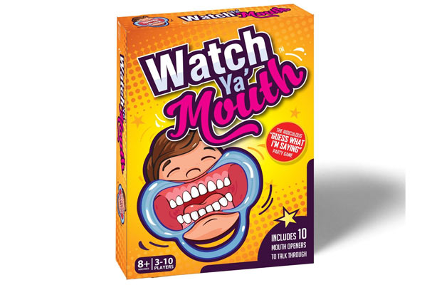 gag gifts for men mouth guard party game