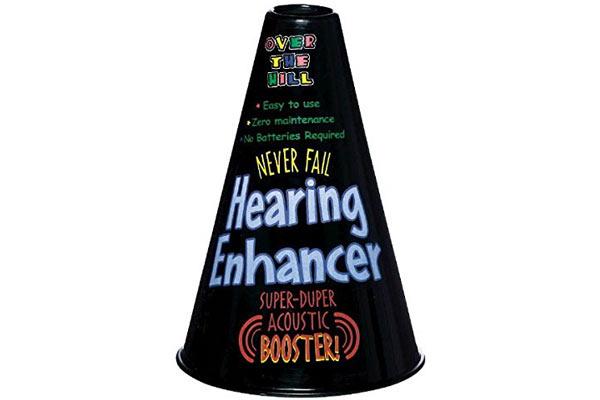 gag gifts for men voice enhancer