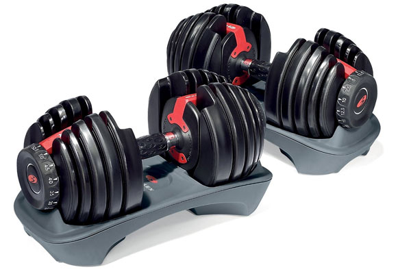 great gifts for guys adjustable dumbell