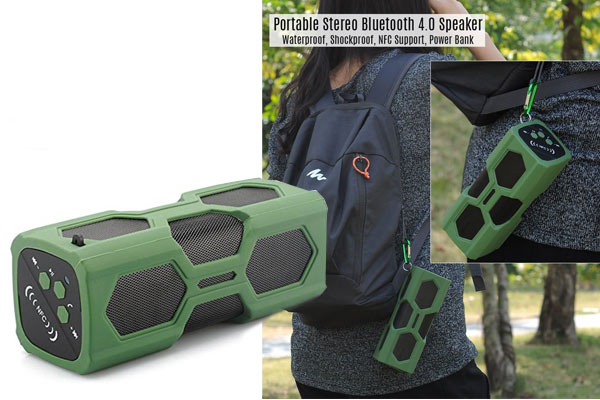 great gifts for guys portable speaker