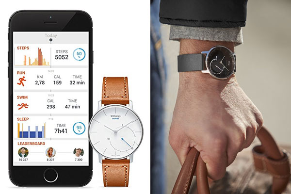 simple gifts for him withings watch
