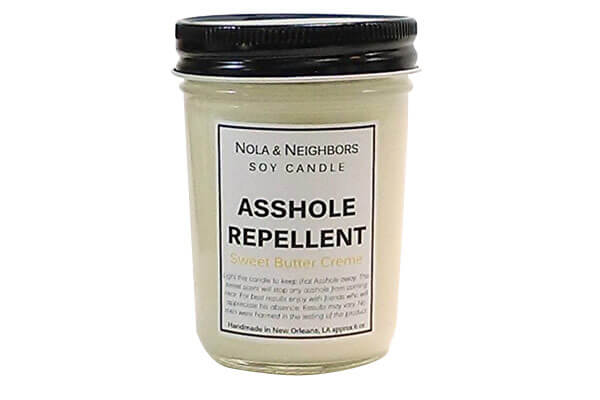 small presents for guys asshole repellent