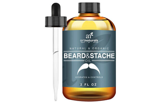 small presents for guys beard oil