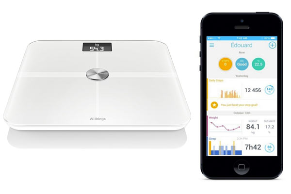what can i get my husband for his birthday smart scale