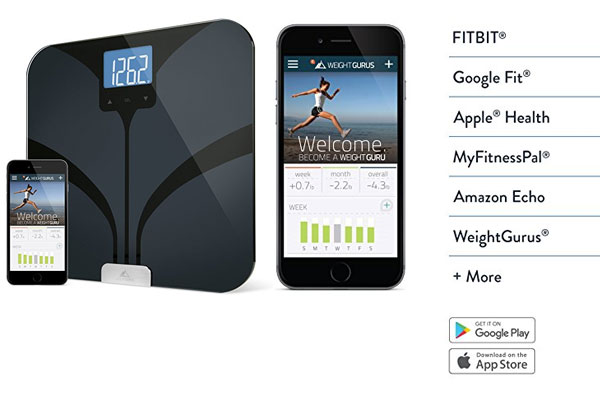 anniversary gift for husband digital weight scale