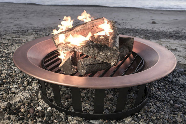 anniversary gift for husband firepit