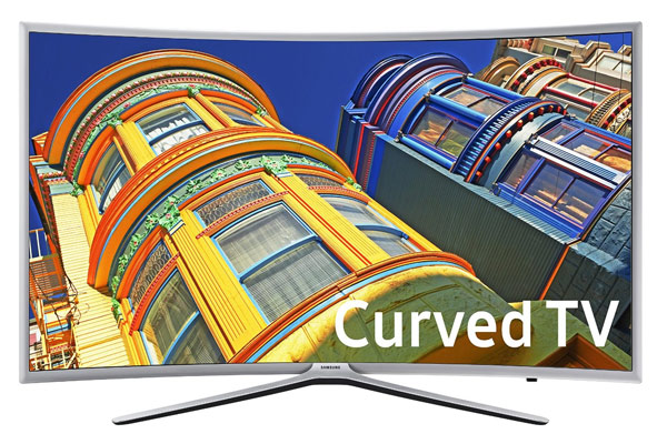 birthday gift for husband curved tv