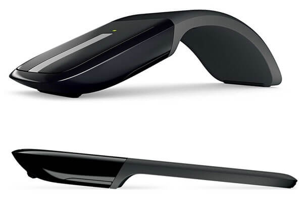 birthday gifts for him microsoft arc mouse