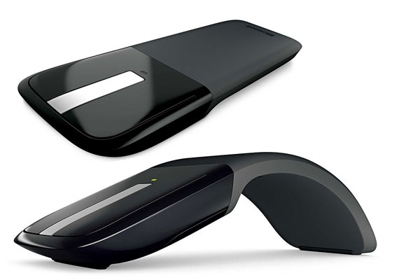 small gift ideas for coworkers microsoft arc mouse