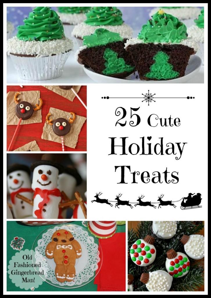 25 Cute Holiday Treats TGIF This Grandma Is Fun