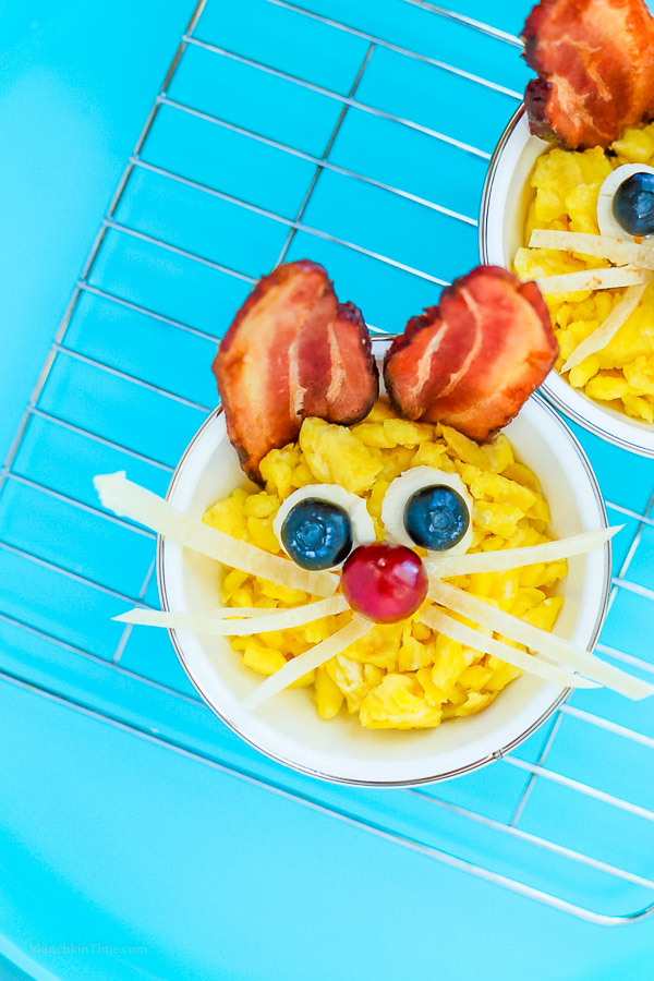 Easter Bunnies Breakfast Idea For Kids Tgif This