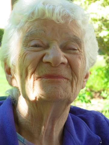 Ruth at 90