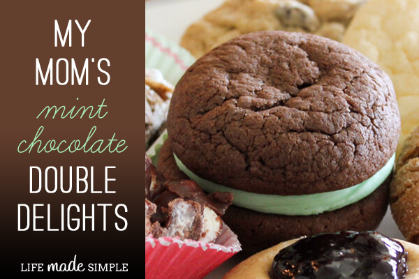Mint Chocolate Double Delights