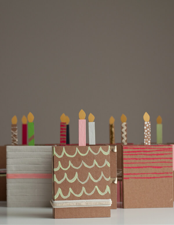 Chipboard Birthday Cakes This Heart Of Mine