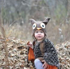 Baby Owl Halloween Costume