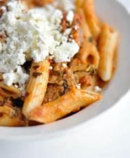 Creamy Sausage & Tomato Pasta