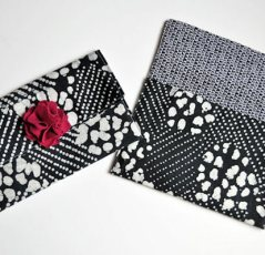 Fat Quarter Clutch
