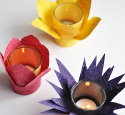 Flower Votives