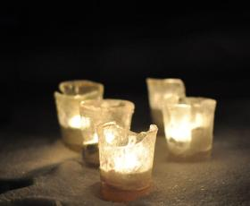 Ice Votives