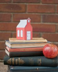 School House Gift Box
