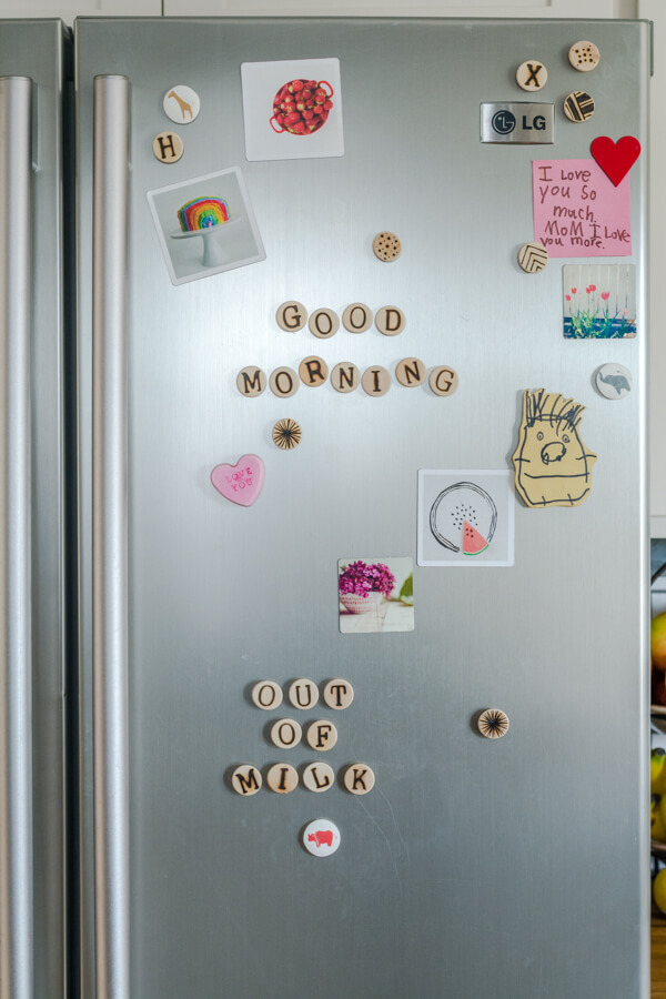 Alphabet Magnets | this heart of mine