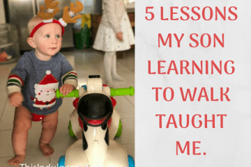baby learning to walk | 5 Lessons My Son Taught Me By Learning To Walk | This Indulgent Life | life lessons | lessons from children | perseverance | gentle parenting | positive parenting