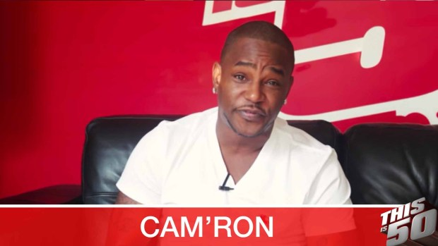 Cam'ron Speaks on Ending Issues With 50 Cent, Jay-Z & Nas