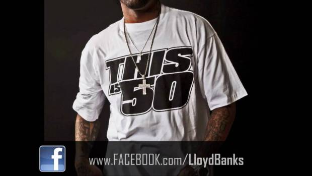 """Lloyd Banks – """"All I Want Is You"""" Freestyle"""