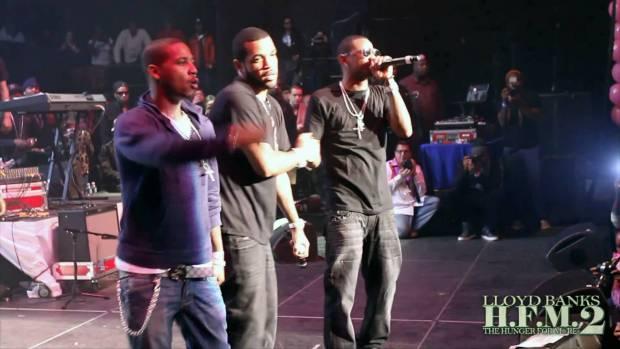 Lloyd Banks, Fabolous, Juelz Santana – Start It Up + Beamer, Benz, or Bentley | 50 Cent Music