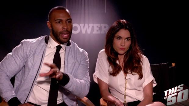 Omari Hardwick & Lela Loren Speak on The Future of Ghost & Angie –  Power Season 4